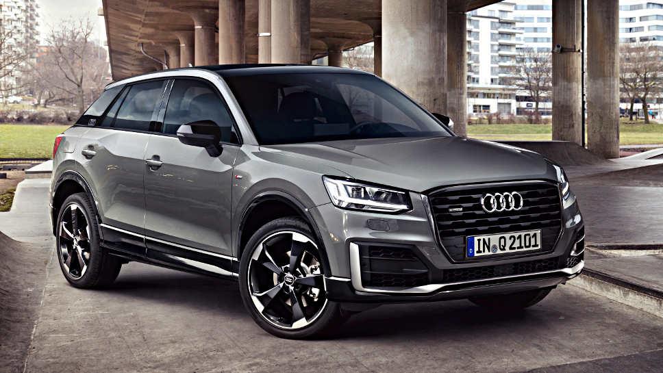 Audi Q2 kommt als Sonderedition.
