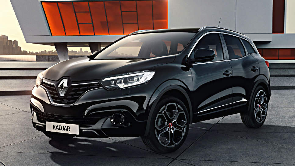 Das Sondermodell Crossborder des Renault Kadjar.