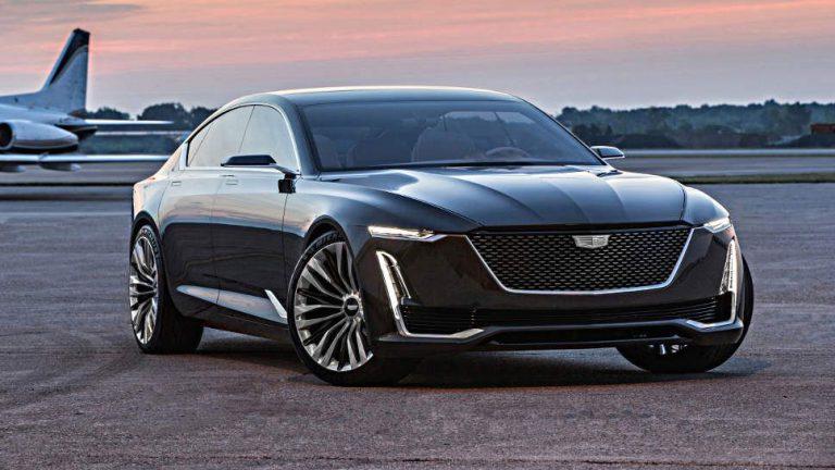 Cadillac Escala Concept: Auf zu neuen Zielen
