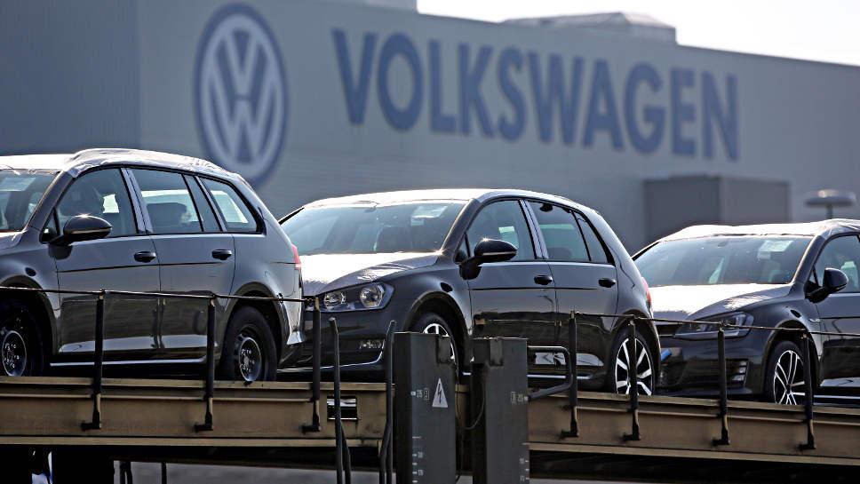 VW ist die Marke mit dem höchsten Fahrzeugbestand in Deutschland.
