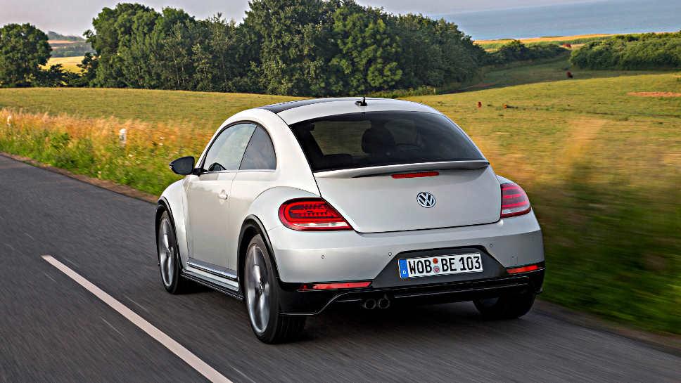 VW Beetle neue Aufmacher VW