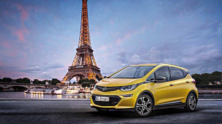 Opel Ampera-e: Neuer Reichweiten-Champion?