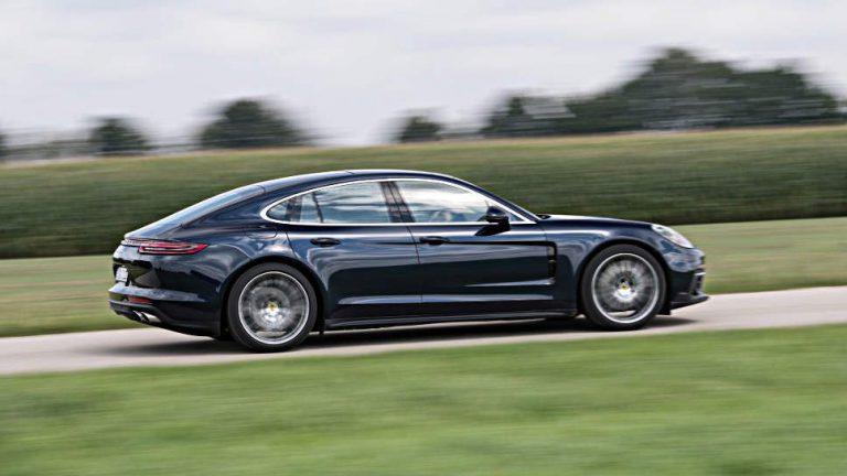 Porsche Panamera: Reise-Limousine für Sportfans