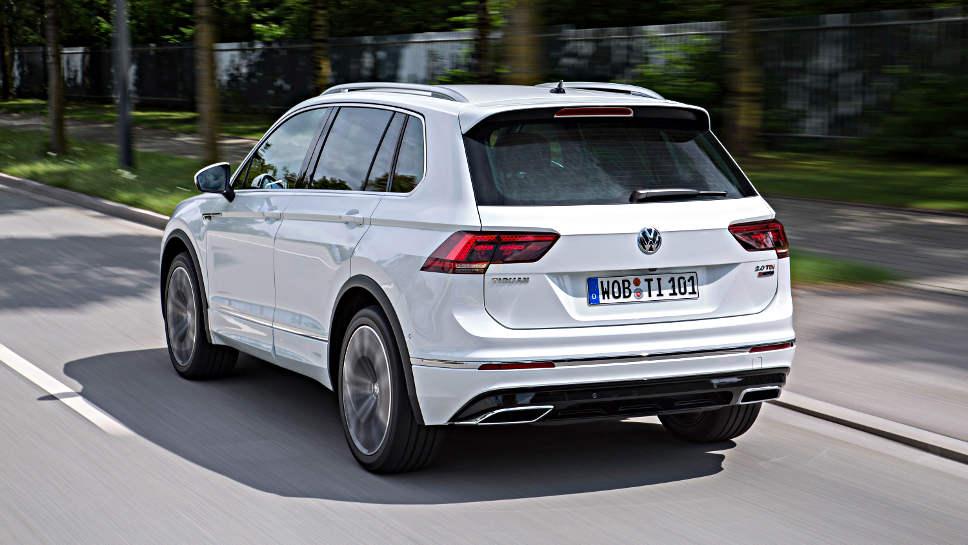 Bei VW geht es in Europa wieder aufwärts