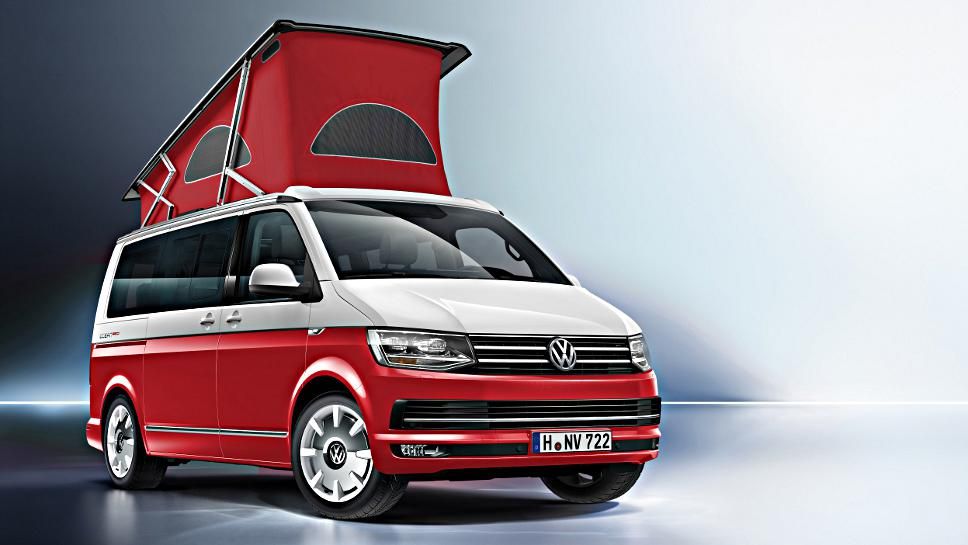 Der VW California Ocean