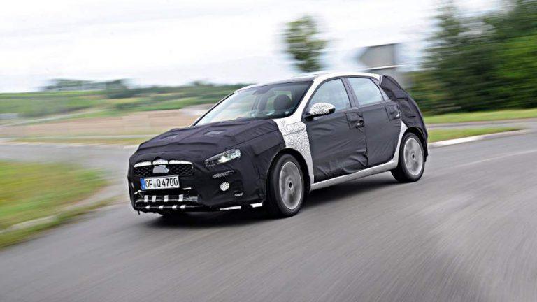 Hyundai i30: Unruhestifter in Reihe zwei