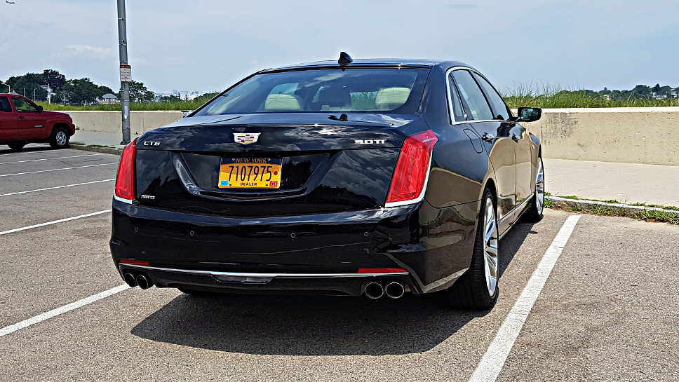 Cadillac CT6 neu Aufmacher