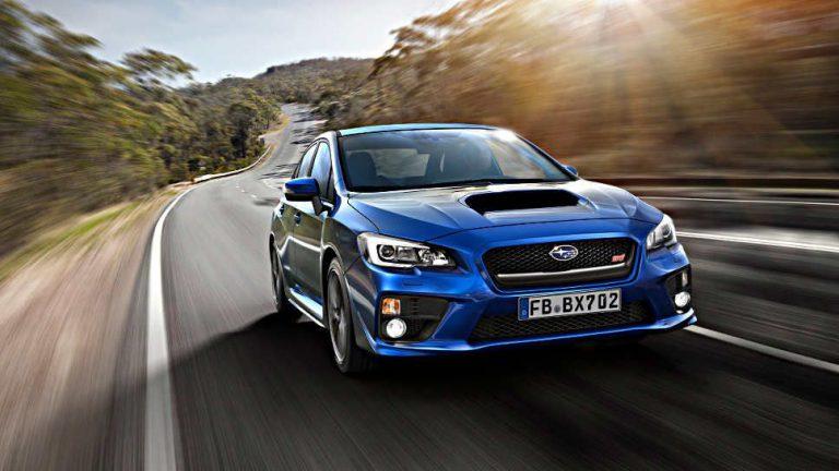 Subaru WRX STI wird zum Modellwechsel günstiger