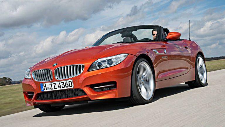 BMW stellt Produktion des Z4 ein