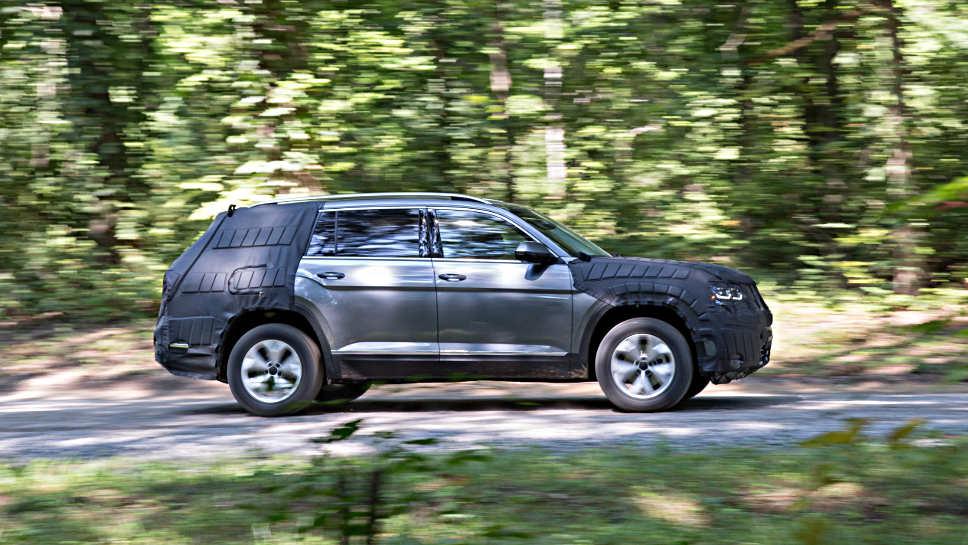 VW Midsize SUV