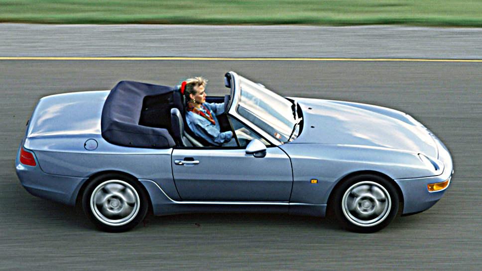 Der Porsche 968 wurde kein Erfolg