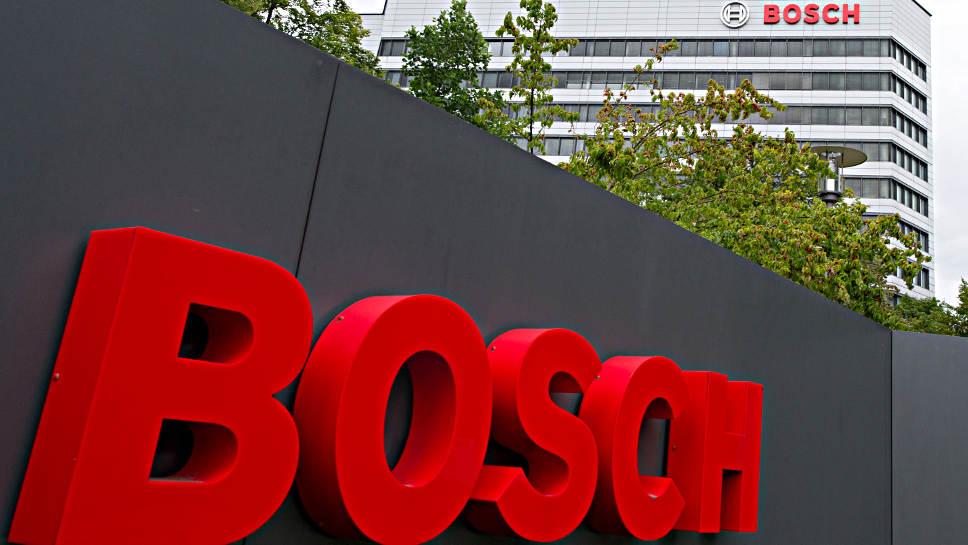Bosch steht im Abgasskandal unter Druck.