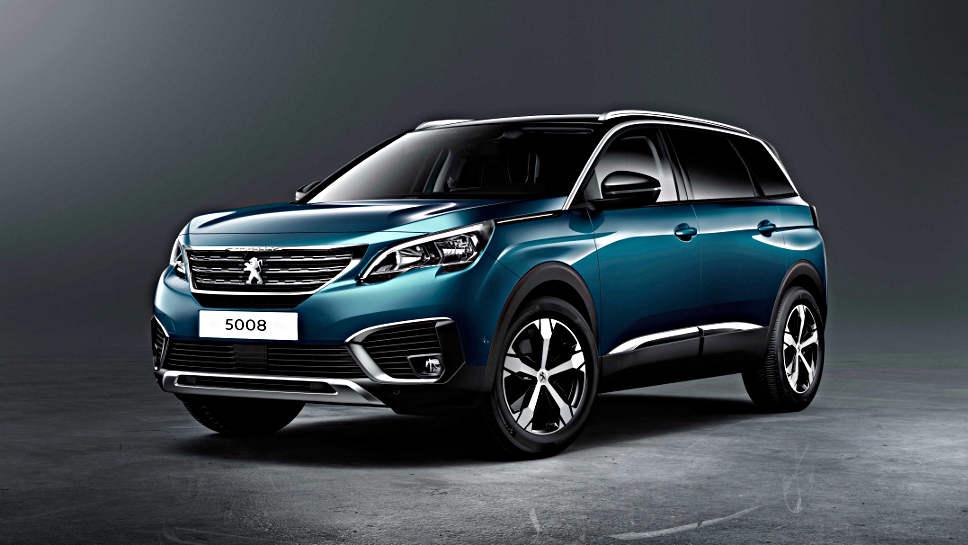 Das Design des Peugeot 5008 wirkt moderner als beim Vorgänger.