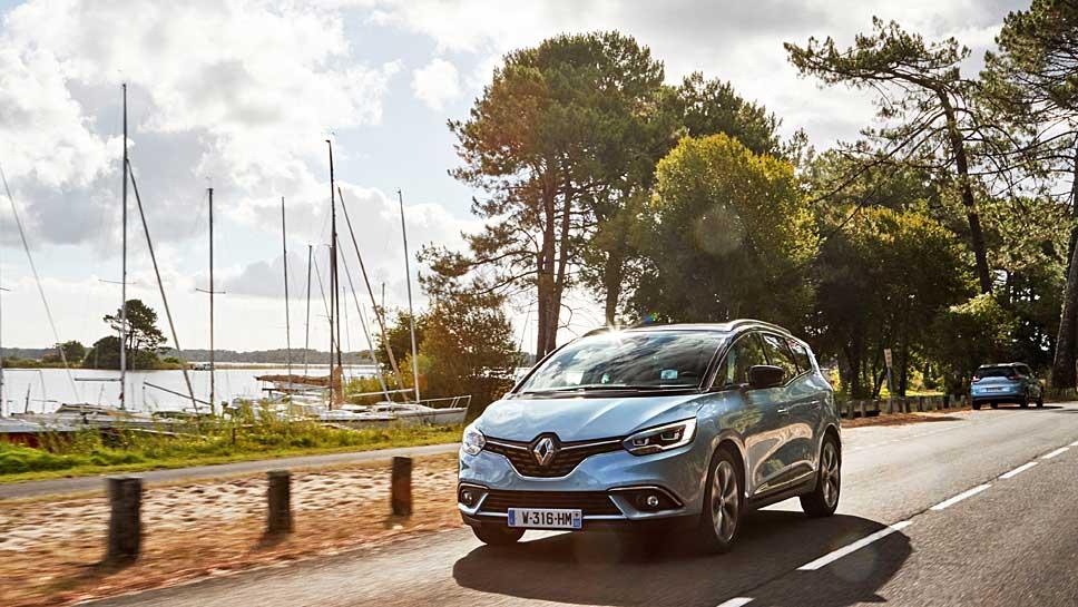 Renault führt den Scenic in die vierte Generation