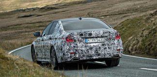 Der neue BMW 5er wird auch bei Magna in Graz gebaut.