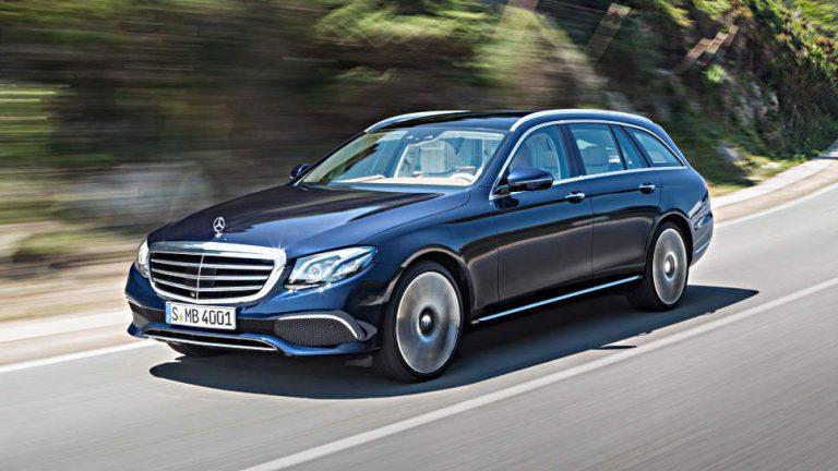 Mercedes E-Klasse Kombi: Komfort trifft Praktikabilität