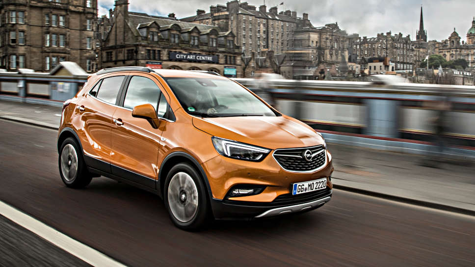 Der Opel Mokka sorgt für gute Absatzzahlen.