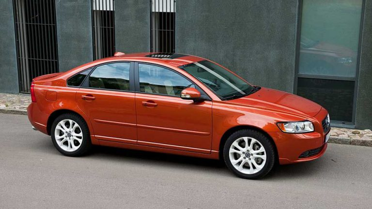 Volvo S40: Stimmungsschwankungen beim Lückenfüller