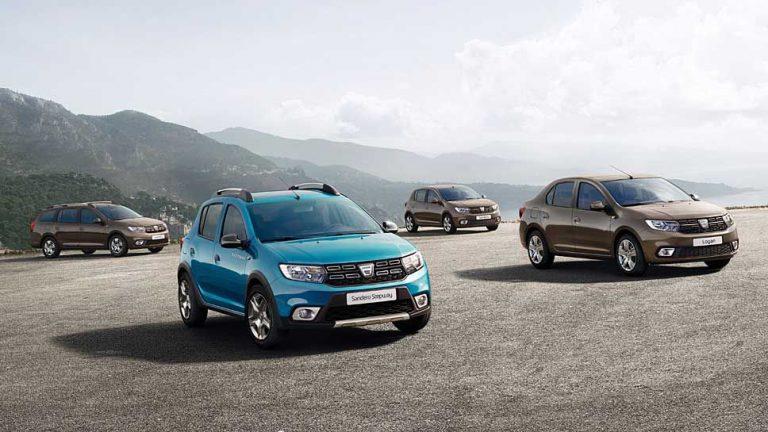 Dacia richtet Quartett am Duster aus