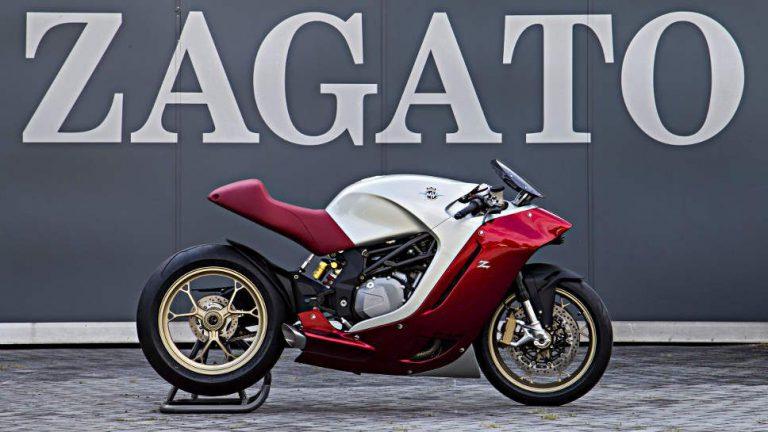 MV Agusta F4Z: Limitiertes Designer-Bike