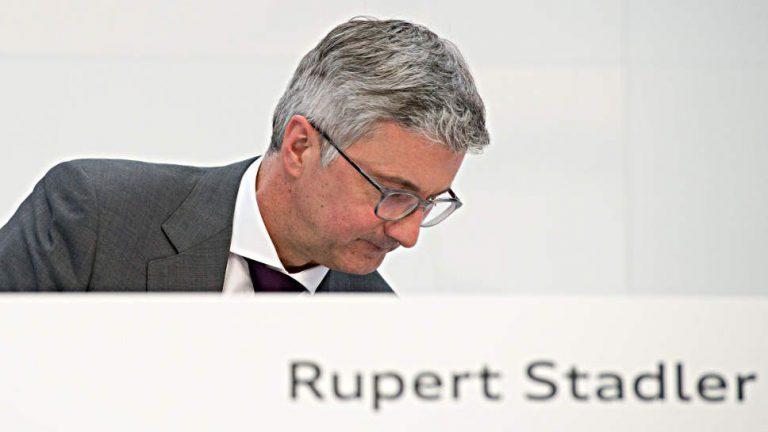 Zeugen sollen Audi-Chef im Abgasskandal belastet haben