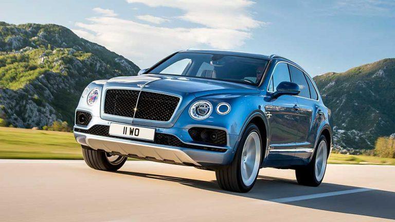 Bentley Bentayga Diesel: Raffinesse made in Britain