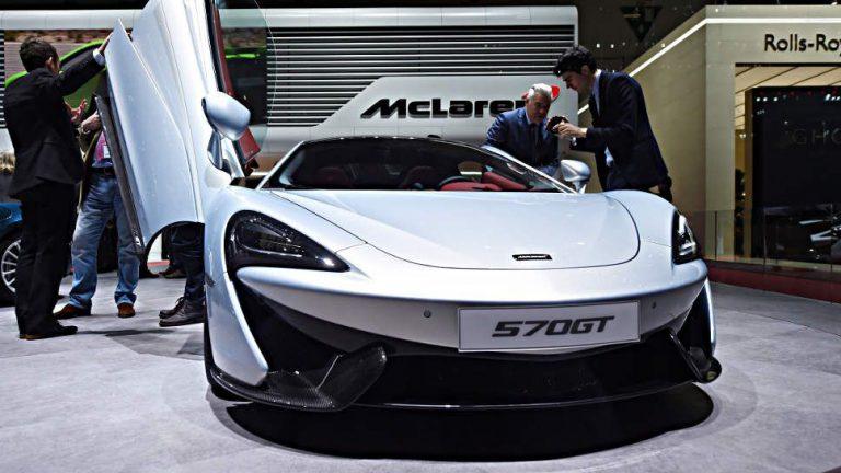 McLaren: Führen keine Gespräche mit Apple