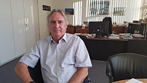 Peter Gutzmer ist Entwicklungsvorstand von Schaeffler