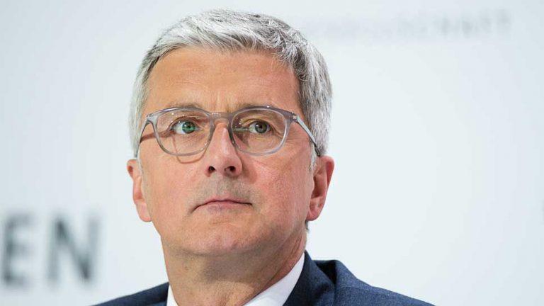 Kein konkreter Verdacht gegen Audi-Chef Stadler
