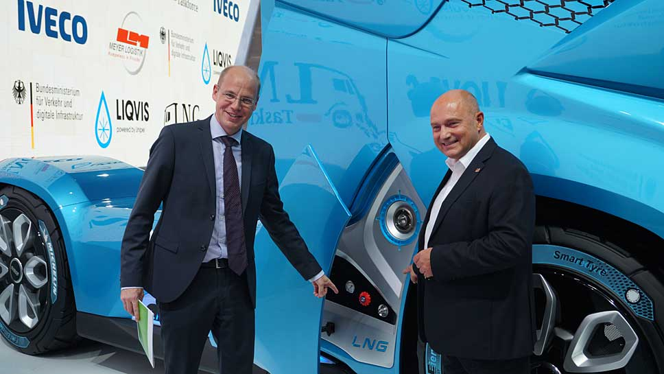 Timm Kehler, Geschäftsführer von Zukunft Erdgas