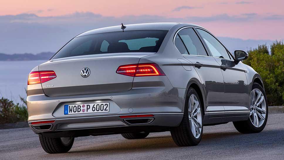 Der VW Passat besticht durch seine Unauffälligkeit