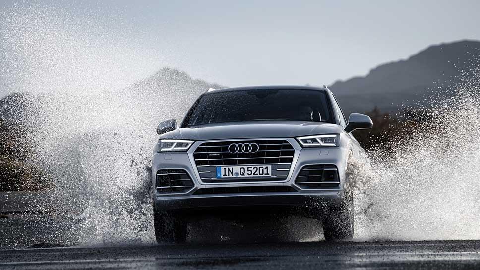 Der Audi Q5 ist völlig neu - auch wenn es zuerst nicht so aussieht