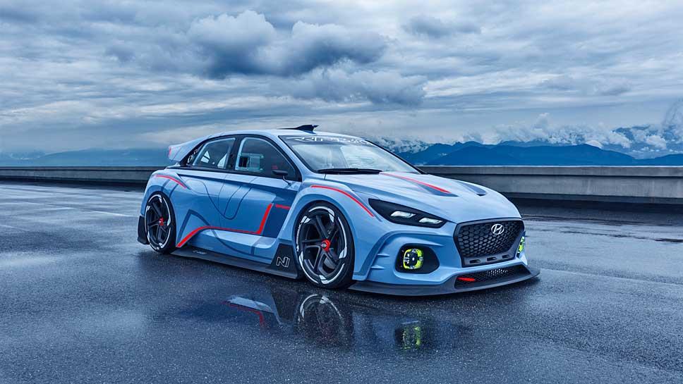 Der Hyundai RN30 Concept ist der Vorbote der neuen N-Familie