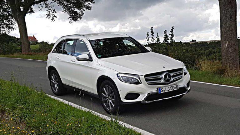 Mercedes GLC 220d: Weichgespült zum Erfolg