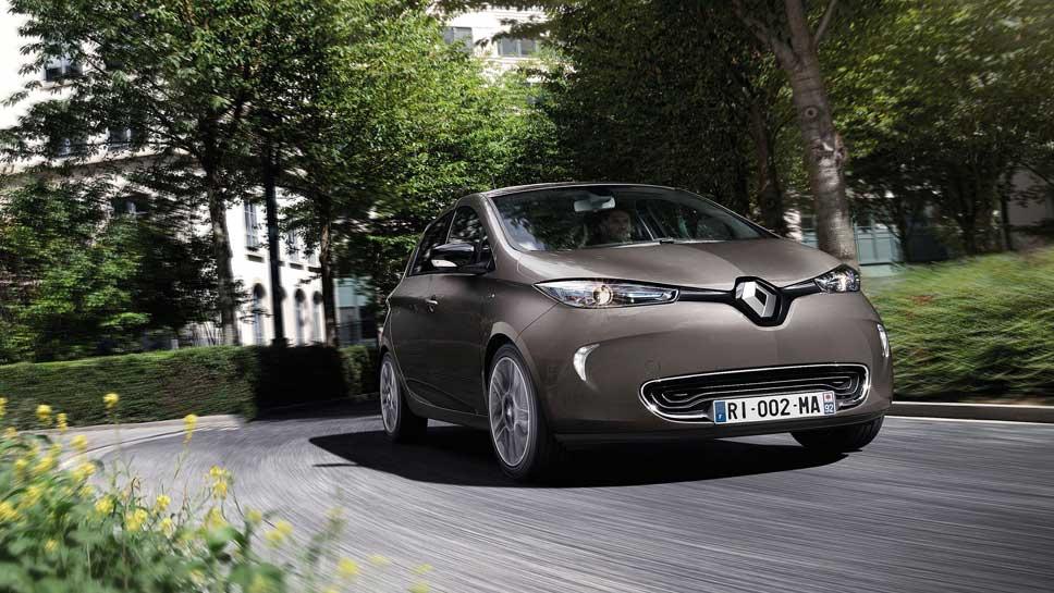 Noch eher ein günstiges E-Auto: der Renault Zoe
