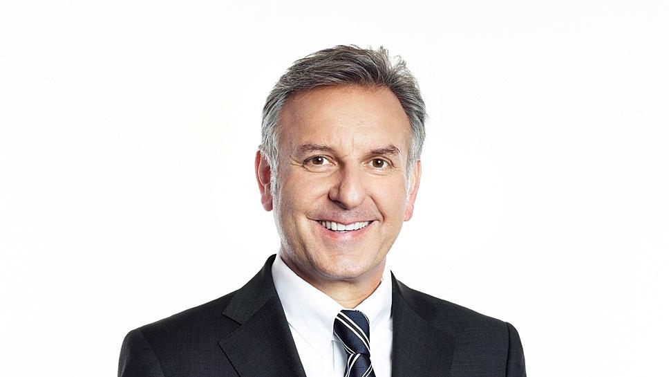 Mercedes-Lkw-Chef Stefan Buchner