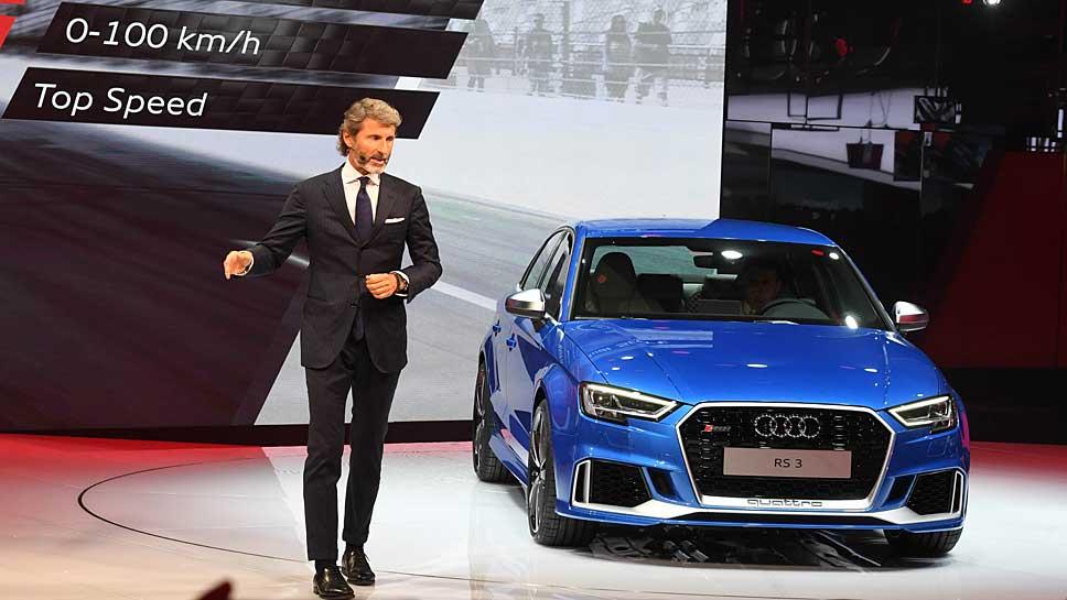 Stephan Winkelmann, neuer Chef von Audi Sport