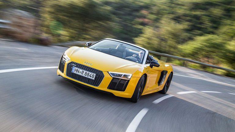 Audi R8 Spyder V10: Der Letzte seiner Art