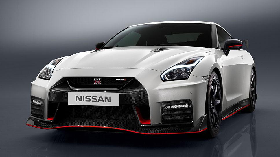 Der Nissan GT-R Nismo kostet mindestens 184.950 Euro