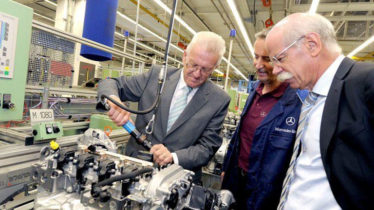 Daimler-Chef wehrt sich gegen vorgeschriebene Lösungen