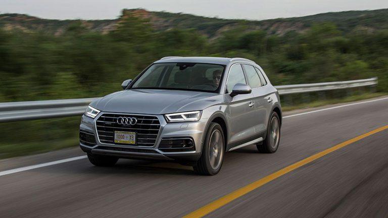 Audi Q5: In einer neuen Welt