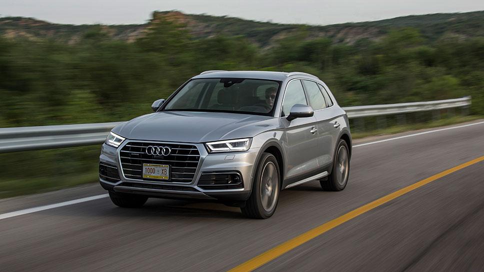 Der neue Audi Q5.