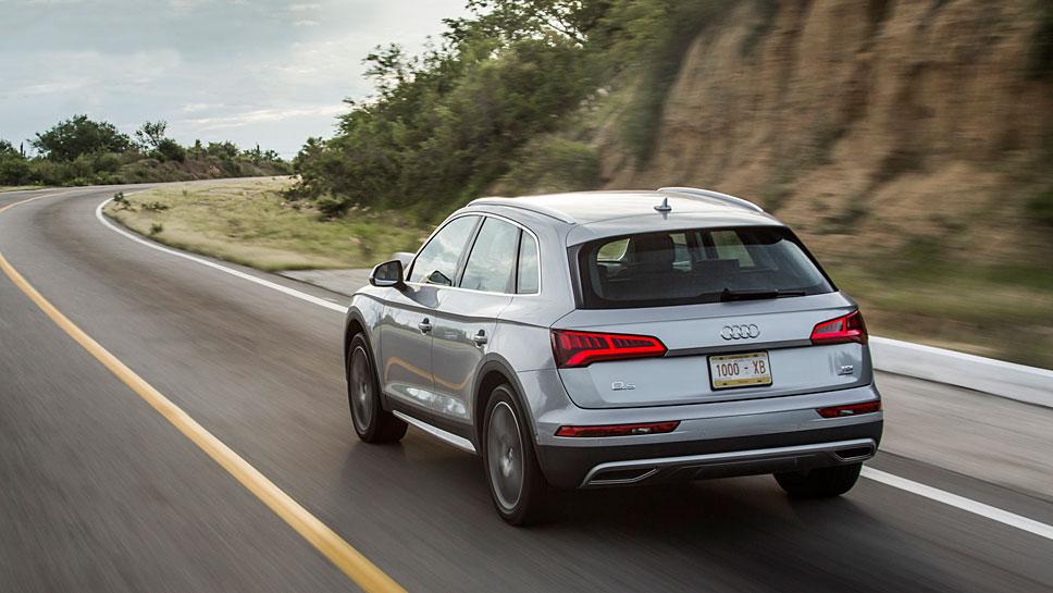Audi hat den Q5 in andere Sphären geführt