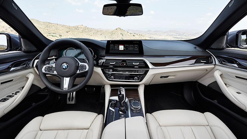 BMW schickt den 5er in die siebte Generation