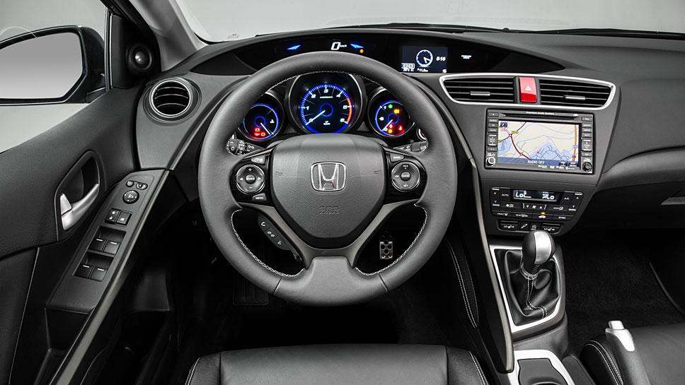 Der Honda Civic Tourer macht sich bereit zur Schnäppchenjagd