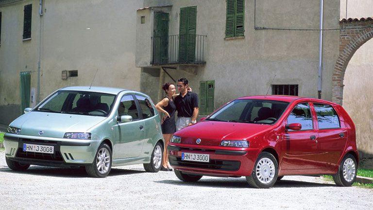 Fiat Punto: Dem Ende entgegen