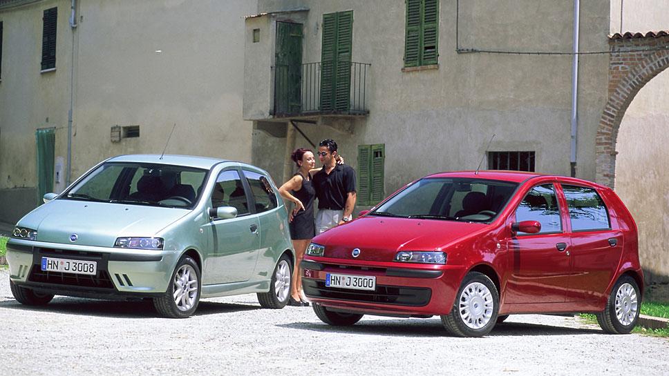 Der Fiat Punto punktet nicht mit Zuverlässigkeit
