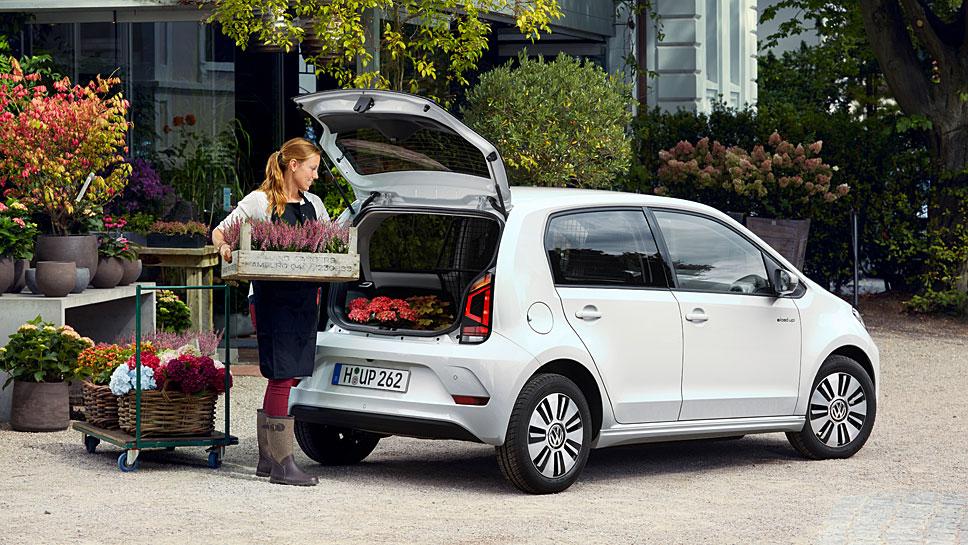 Der VW Load Up wurde dezent überarbeitet