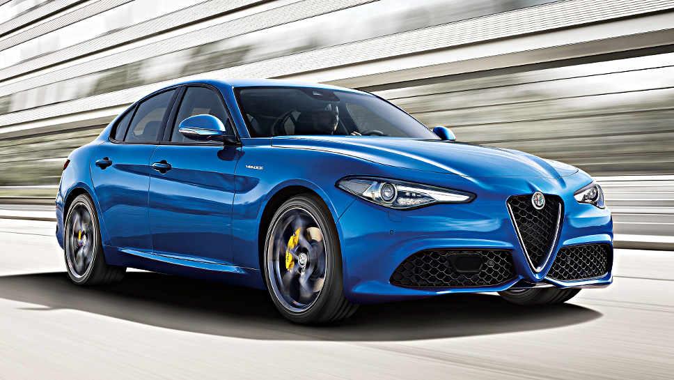 Die Giulia von Alfa Romeo erhält einen neuen Diesel.