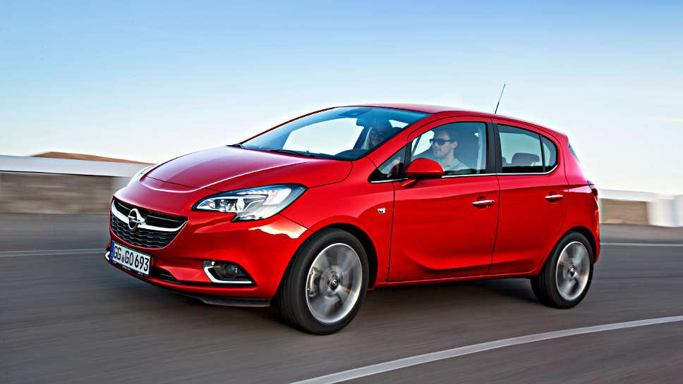 Der Opel Corsa braucht sich auch optisch nicht verstecken.